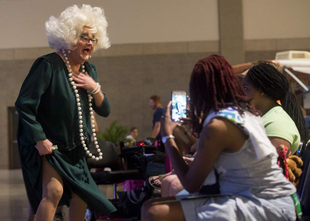 LGBT community sees record crowd for 10th annual Baton Rouge Pride Festival _lowres