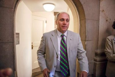 GOP House leaders stand by Majority Whip Steve Scalise _lowres
