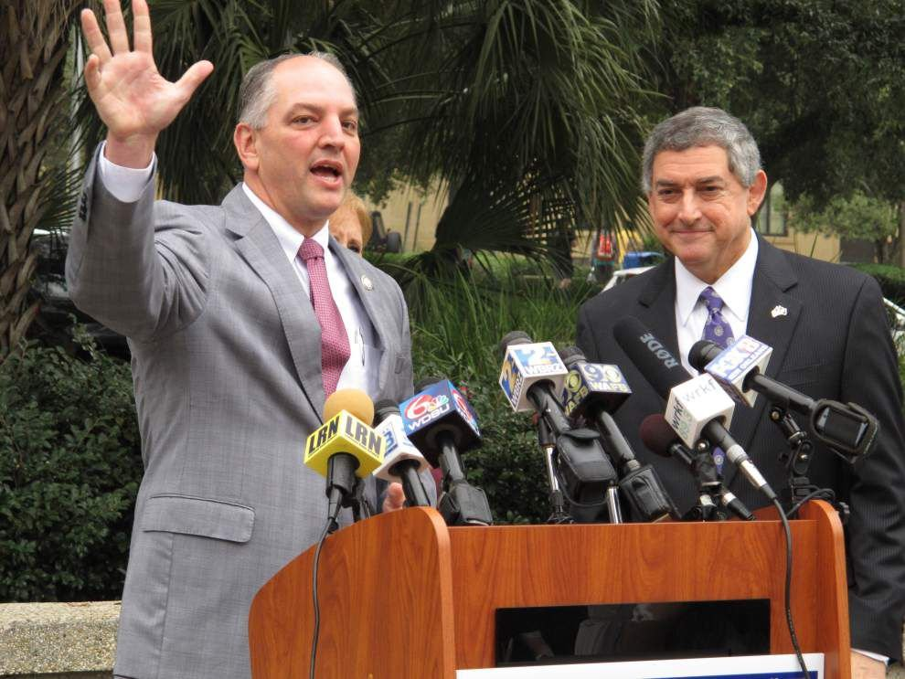 Stephanie Grace: Here's why Louisiana Gov. John Bel Edwards shifted right on food stamps policy _lowres