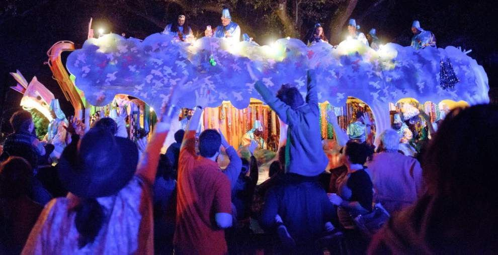 Arthur Hardy Preview Day 1: Twenty parades to roll during first big Carnival weekend _lowres