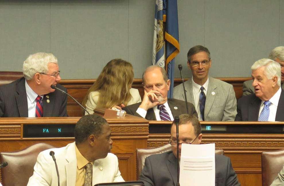 Legislators approve cuts to Louisiana operating budget, will have to find at least $713 million for next fiscal year _lowres