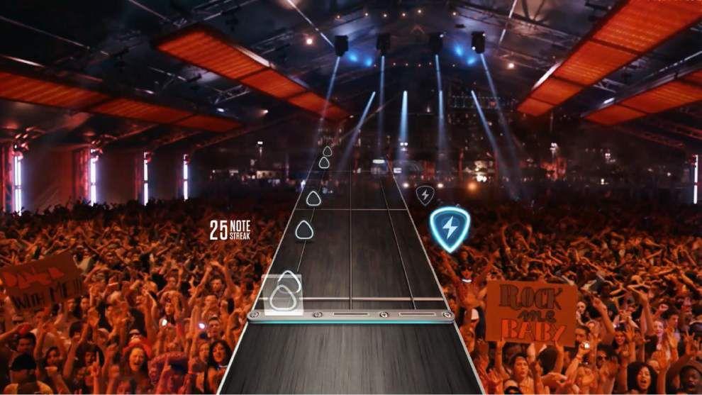 Review: 'Guitar Hero' reboot kicks out the jams _lowres