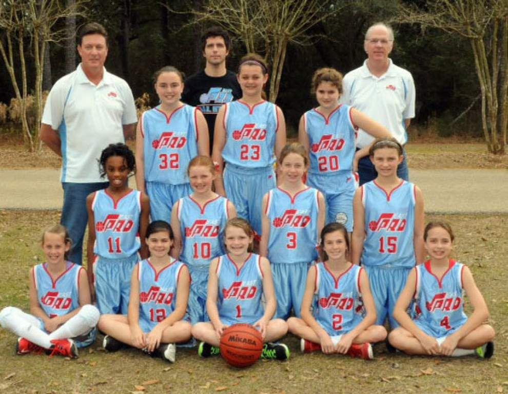 Jefferson Parish East Bank team reclaims Biddy Basketball championship _lowres