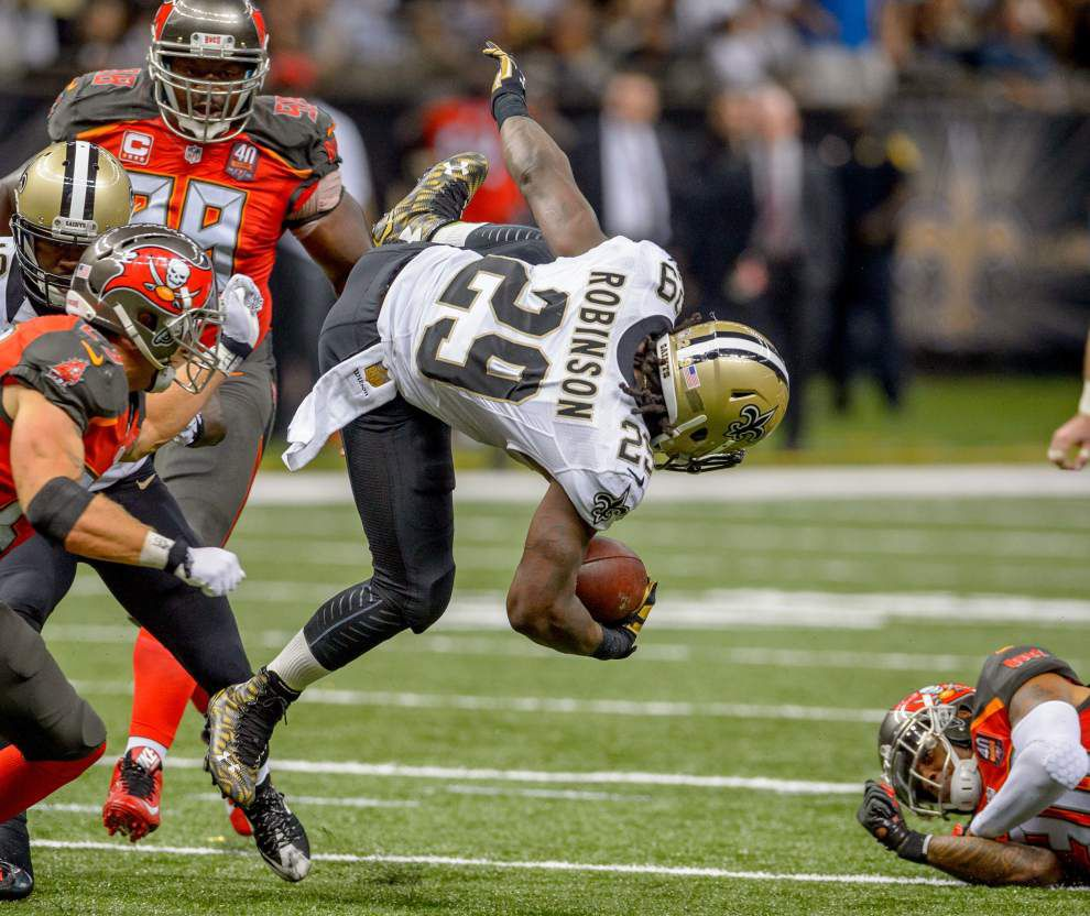 Photos: New Orleans Saints make comeback effort, but fall to 0-2 in 26-19 loss to Tampa Bay Buccaneers _lowres