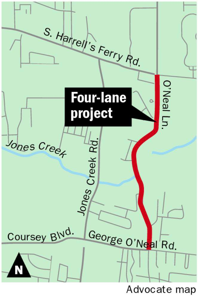 With O'Neal Lane expansion beginning, what's next big project to ease Baton Rouge traffic? _lowres