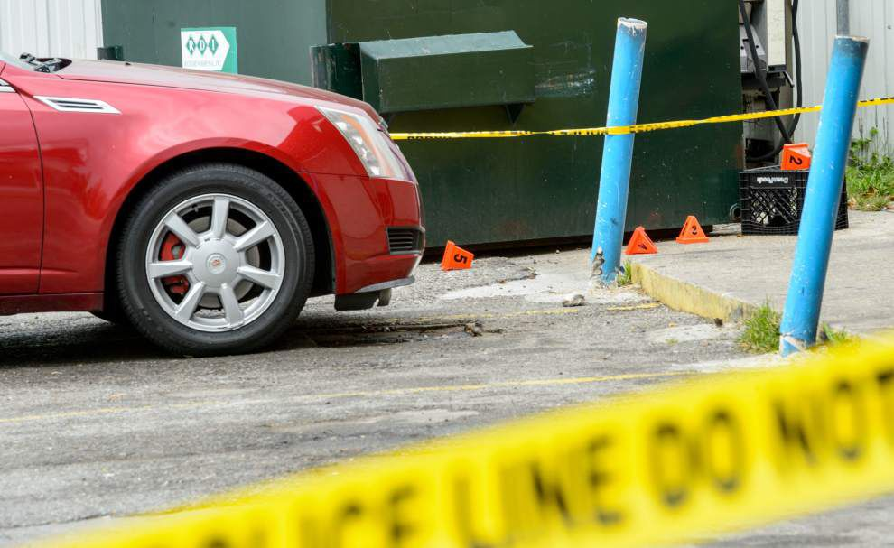 Drug deal, attempted robbery turn into shooting injuring 2 in Algiers on Thursday morning, NOPD says _lowres