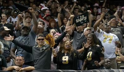 Three and out: Nick Underhill breaks down the Saints' 31-21 win over the Falcons _lowres
