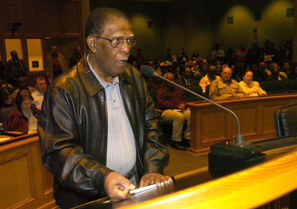 Former Lafayette board member and longtime educator Ed Sam, 84, dies _lowres