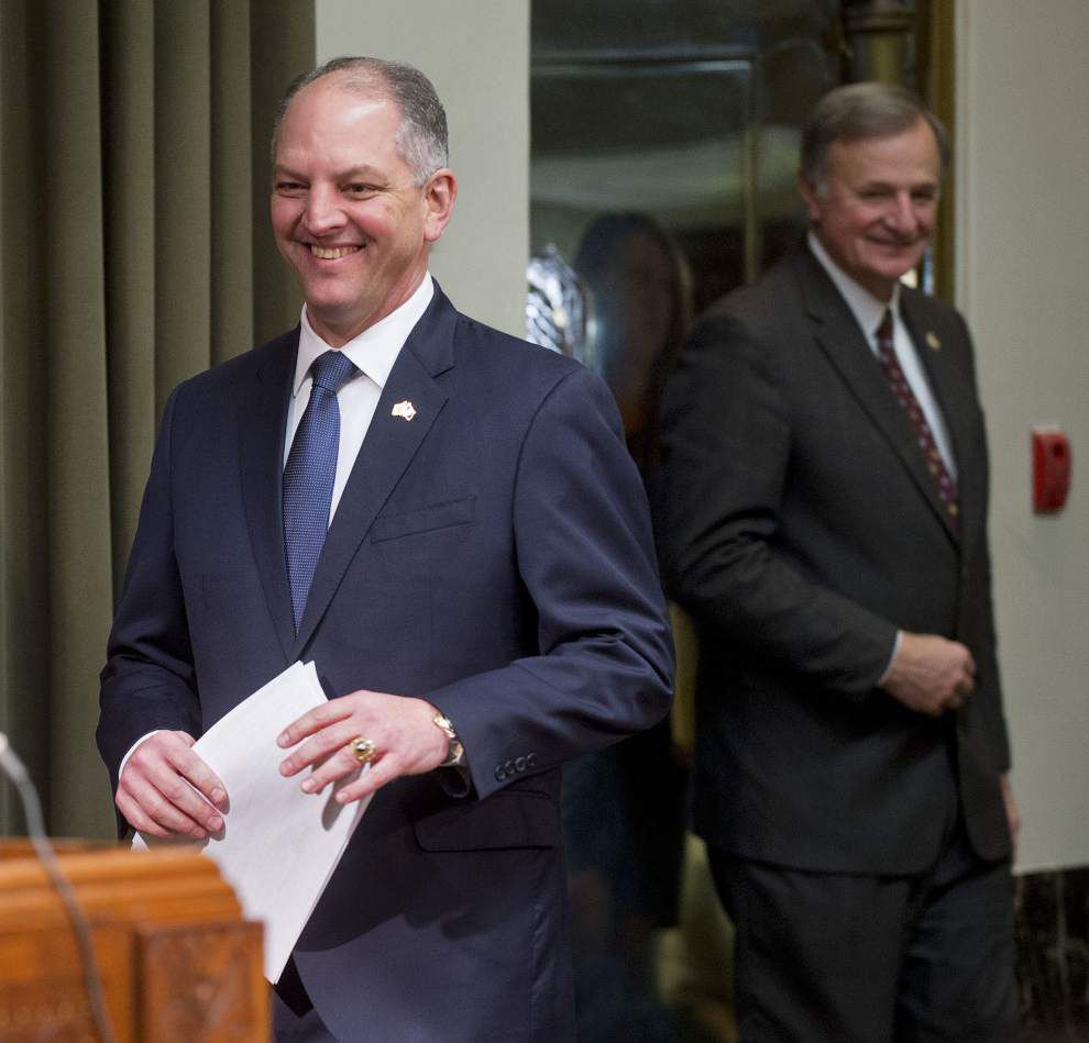 Gov. John Bel Edwards: 'I believe we are going to be successful,' but 'we are not there yet' _lowres