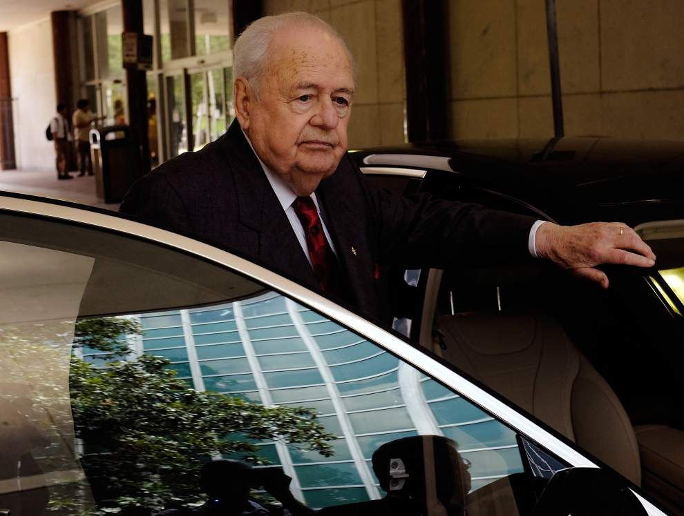 Ted Lewis: After Saints, Pelicans owner Tom Benson ruled competent to conduct business, now what? _lowres
