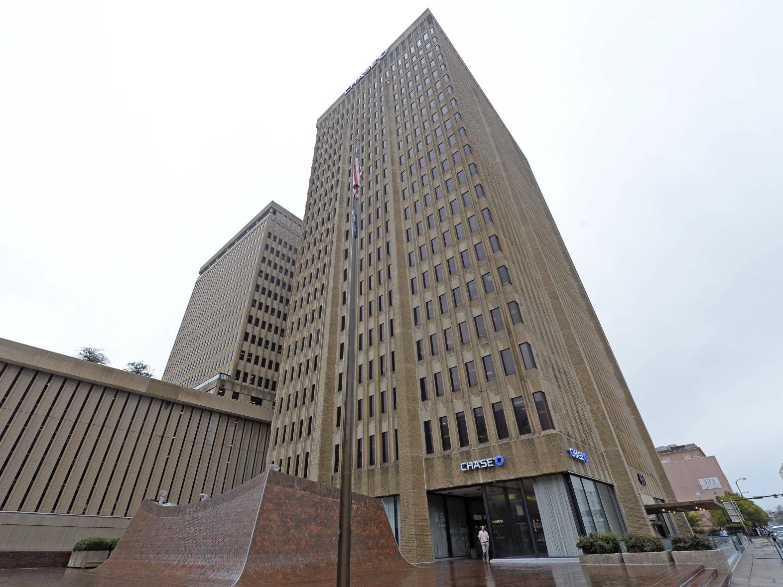 Redevelopment Of Chase South Tower Will Add Up To 150 Apartments To Downtown Baton Rouge Business Theadvocate Com