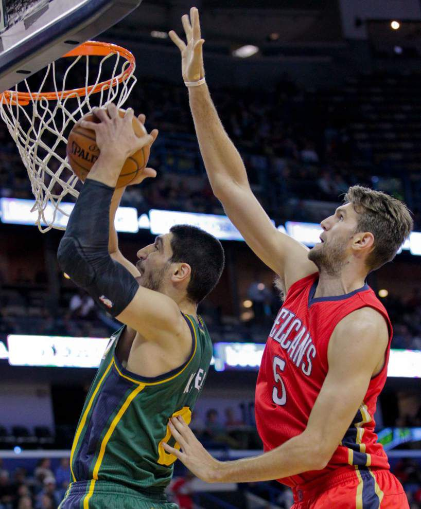 Sources: Pelicans will extend qualifying offers to Norris Cole and Jeff Withey, shedding light on the team's likely plans in free agency _lowres