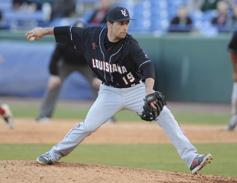 Ragin' Cajuns baseball notebook: Bullpen has quickly become a strength _lowres
