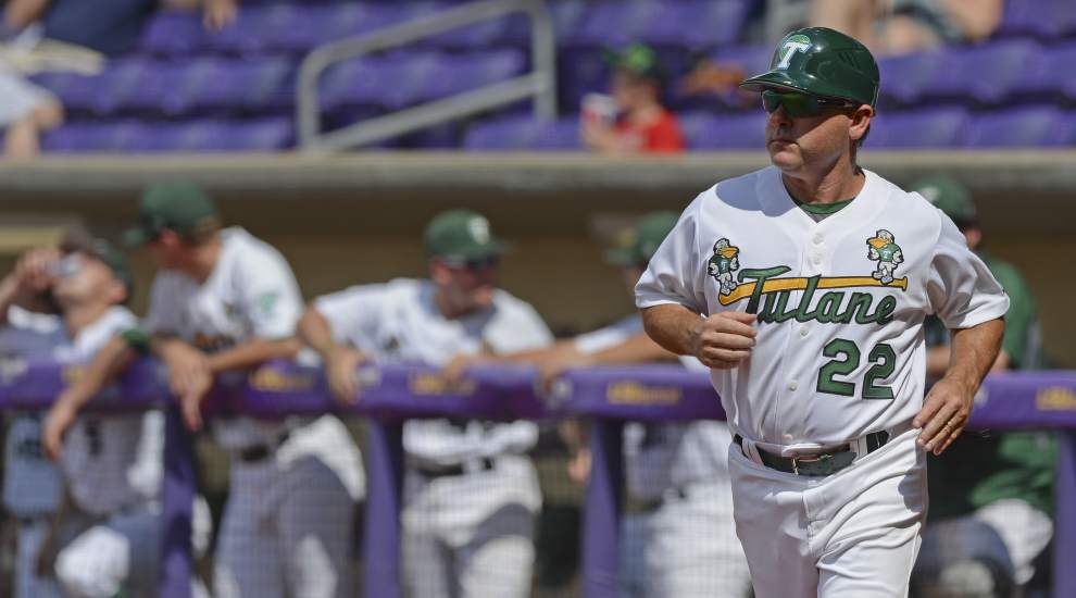 Depth expected to be a strength for Tulane baseball team _lowres