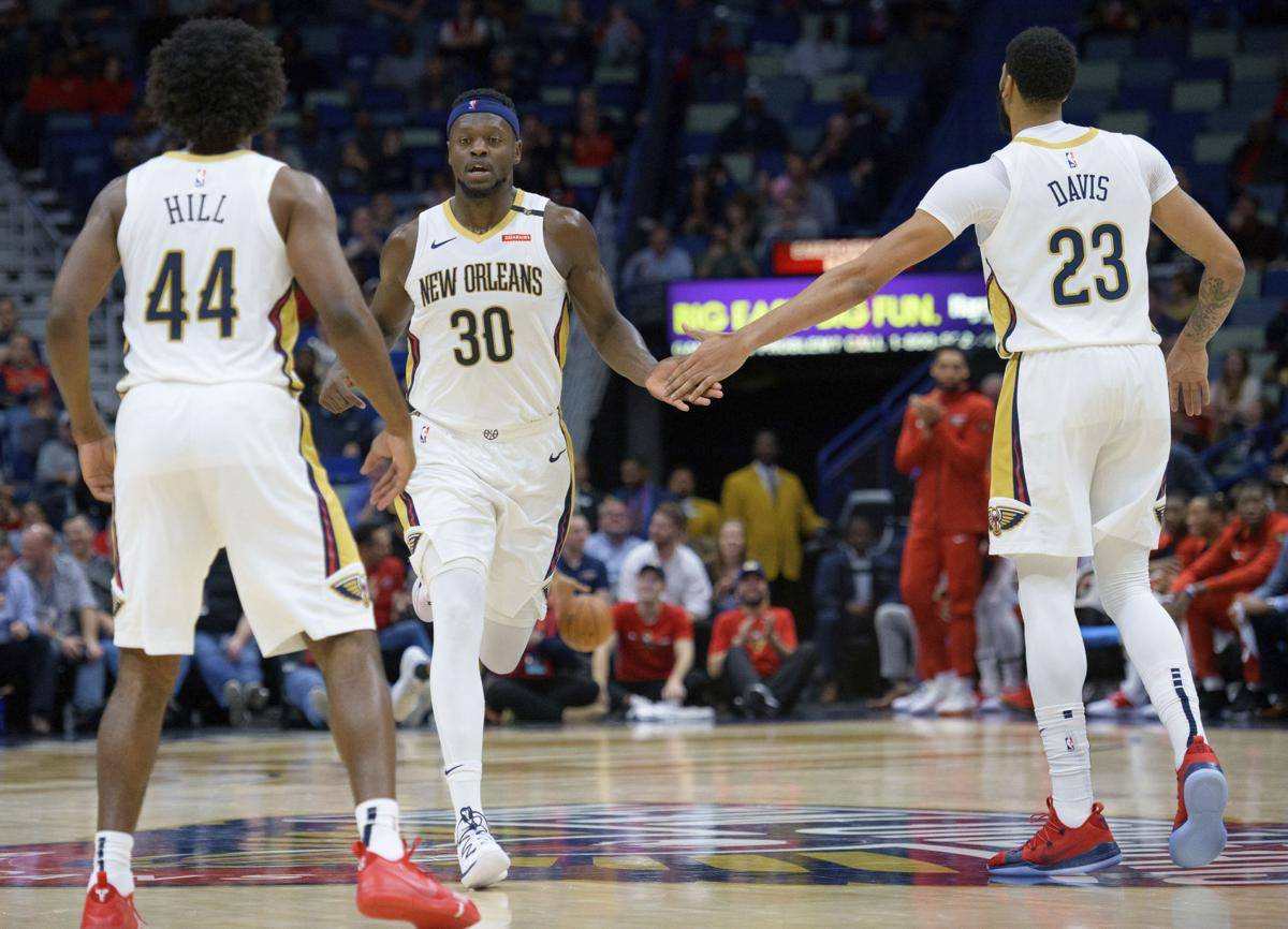 Pelicans Clippers Basketball