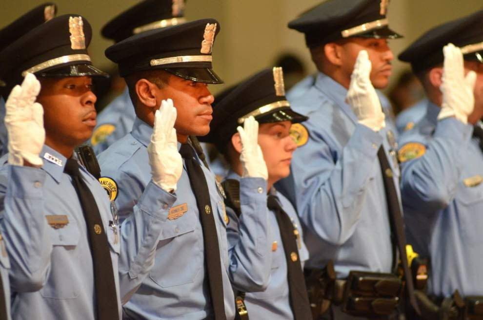 WWL-TV: Depleted New Orleans Police Department is losing officers to Louisiana State Police _lowres