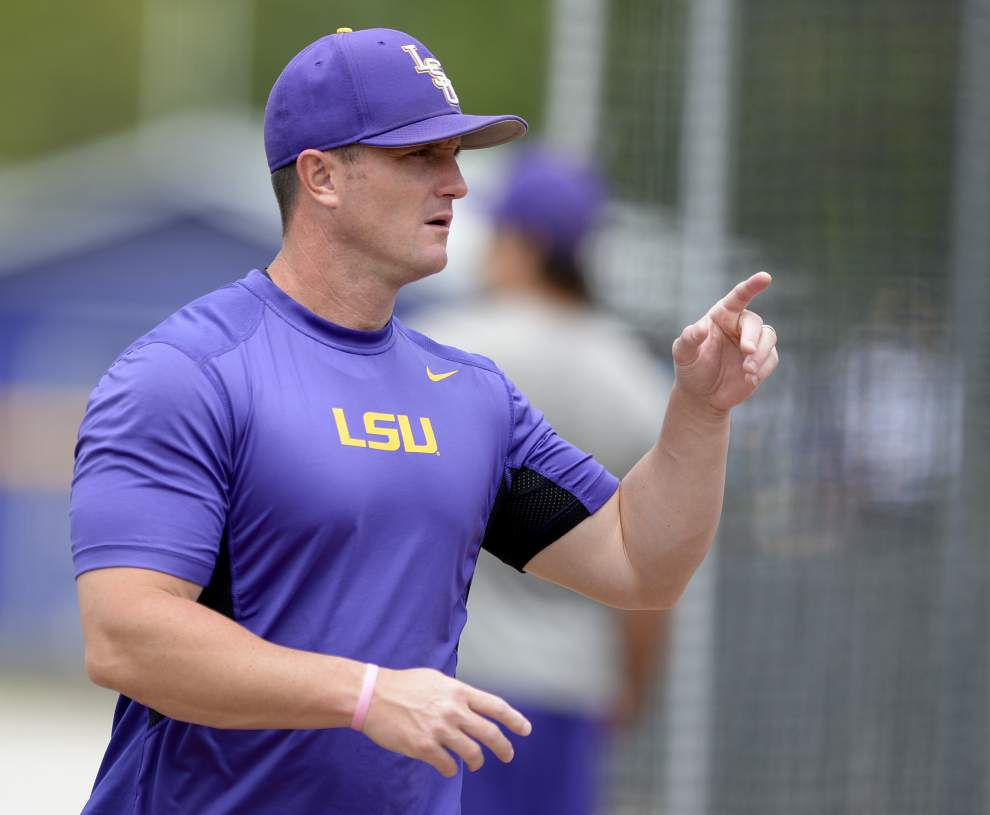 Rabalais: LSU's rebuilt offense — line drives, not home runs — looks ideal for Omaha _lowres