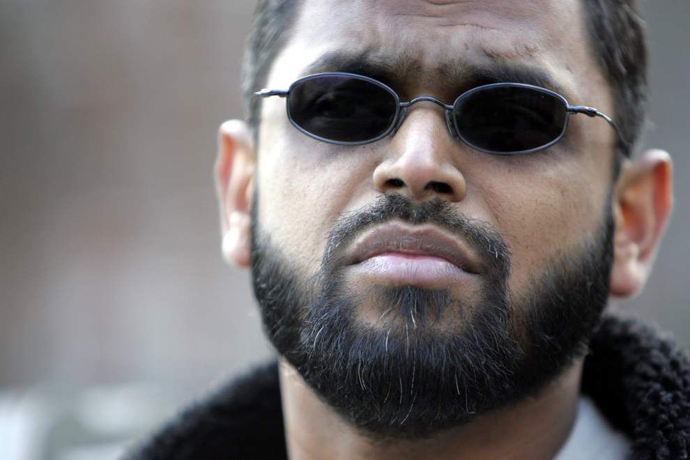 UK police arrest ex-Guantanamo detainee over Syria _lowres