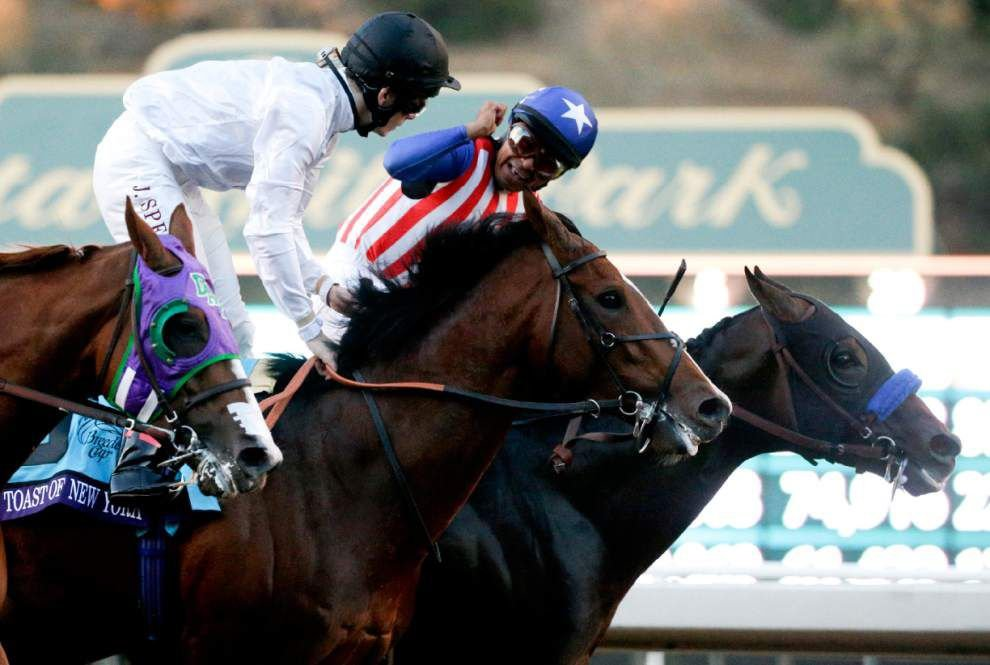 Bayern wins $5 million Breeders' Cup Classic _lowres