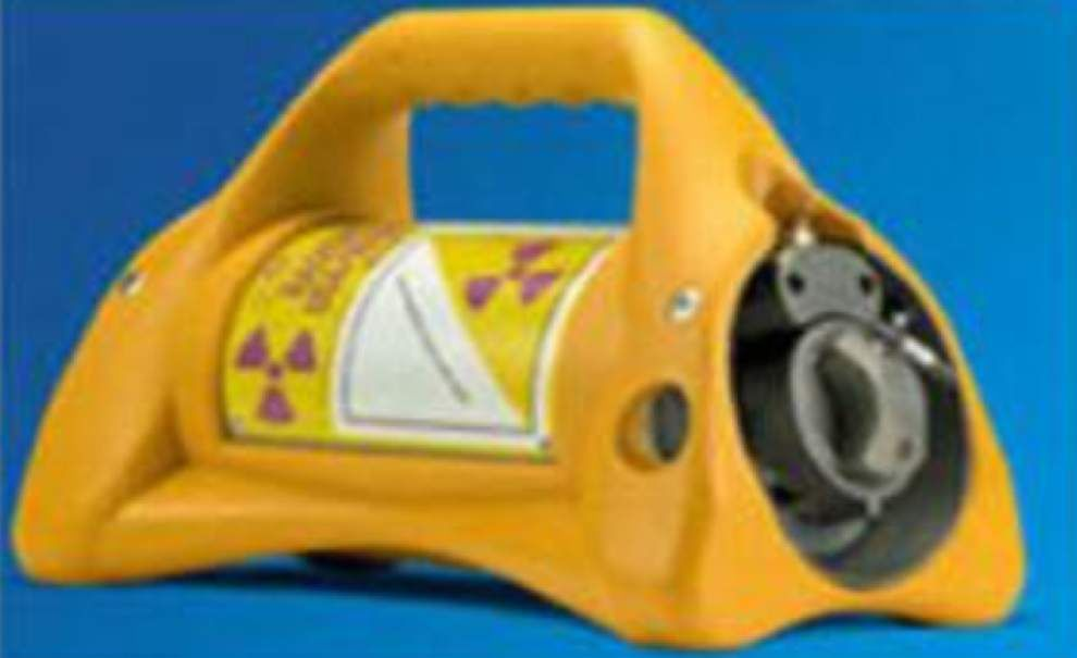 Whew! Radioactive camera reported lost Thursday on Airline Highway finally found south of I-10 _lowres