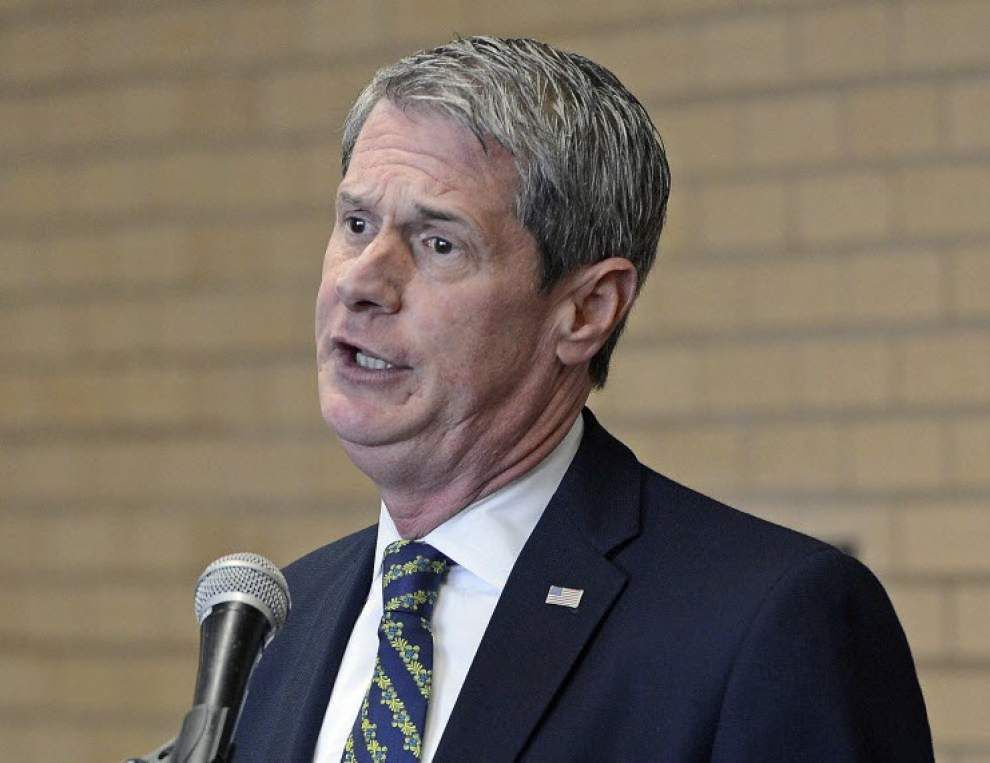 James Gill: Why U.S. Sen. David Vitter's colleagues dislike him 'more than ever' _lowres