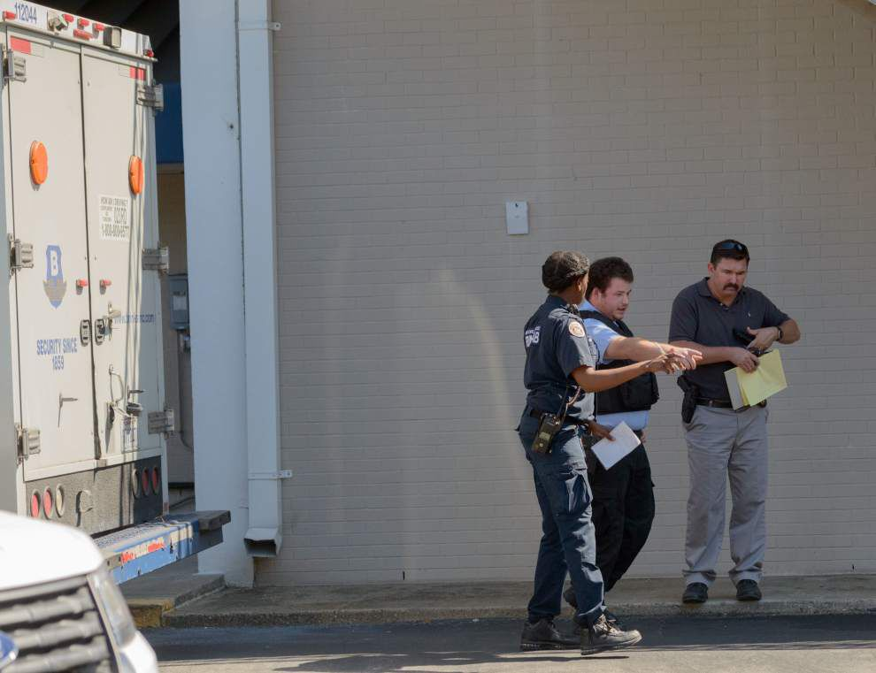 Recent armored car heist in N.O. may have been inside job, authorities suspect _lowres
