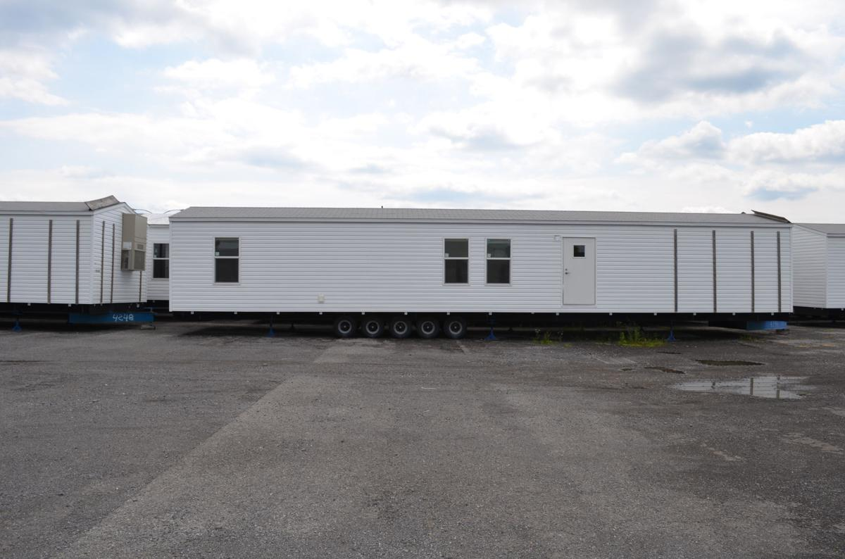 Video Tour The Inside Of New FEMA Manufactured Housing Unit