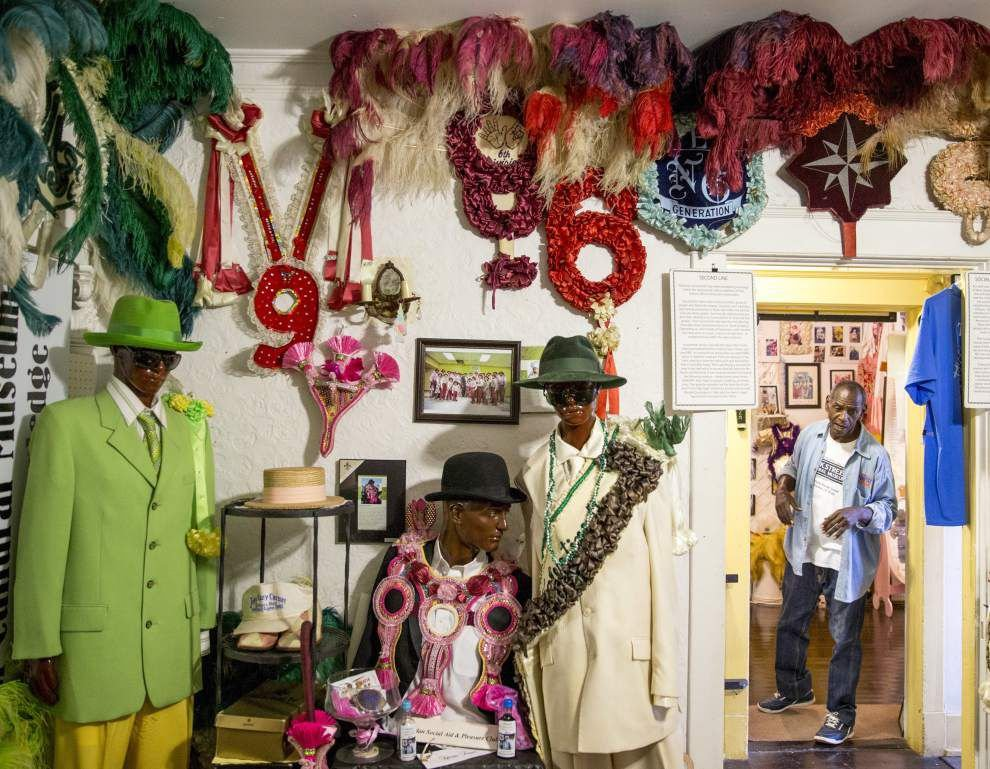 With founder ailing, fundraiser will seek to aid Treme's Backstreet Cultural Museum _lowres