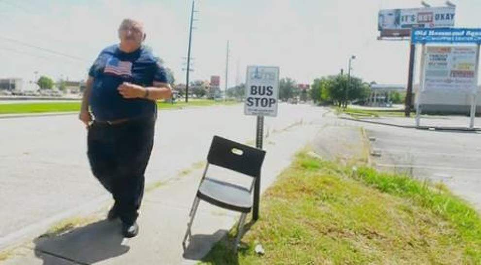 Video: CATS bus stop scene _lowres