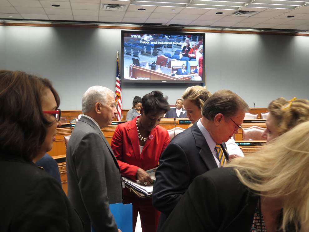 Equal Pay shot down in Louisiana House Labor committee _lowres
