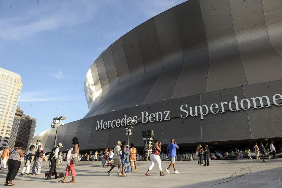 'An iconic city in college football': New Orleans chosen as site of 2020 College Football Playoff title game _lowres
