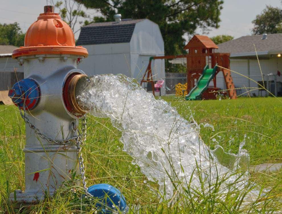Report: St. Bernard water system underfinanced _lowres