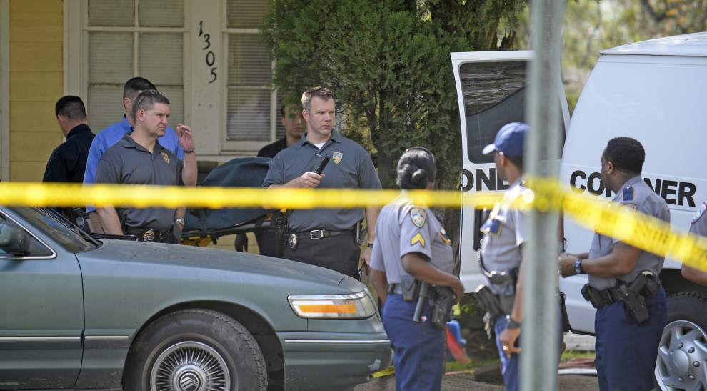 18-year-old woman dead, man critically wounded after shooting in north Baton Rouge on Friday afternoon _lowres