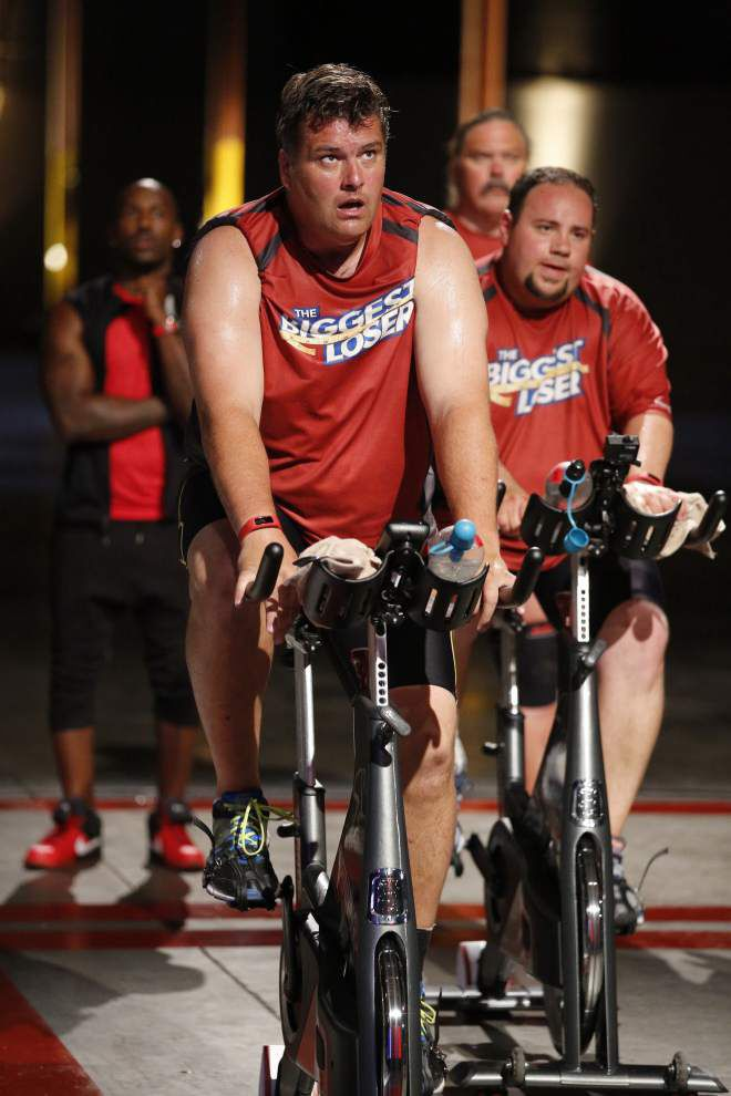 The biggest lessons: Pennington study of TV's 'The Biggest Loser' finds metalbolism might be taking heavy hit _lowres