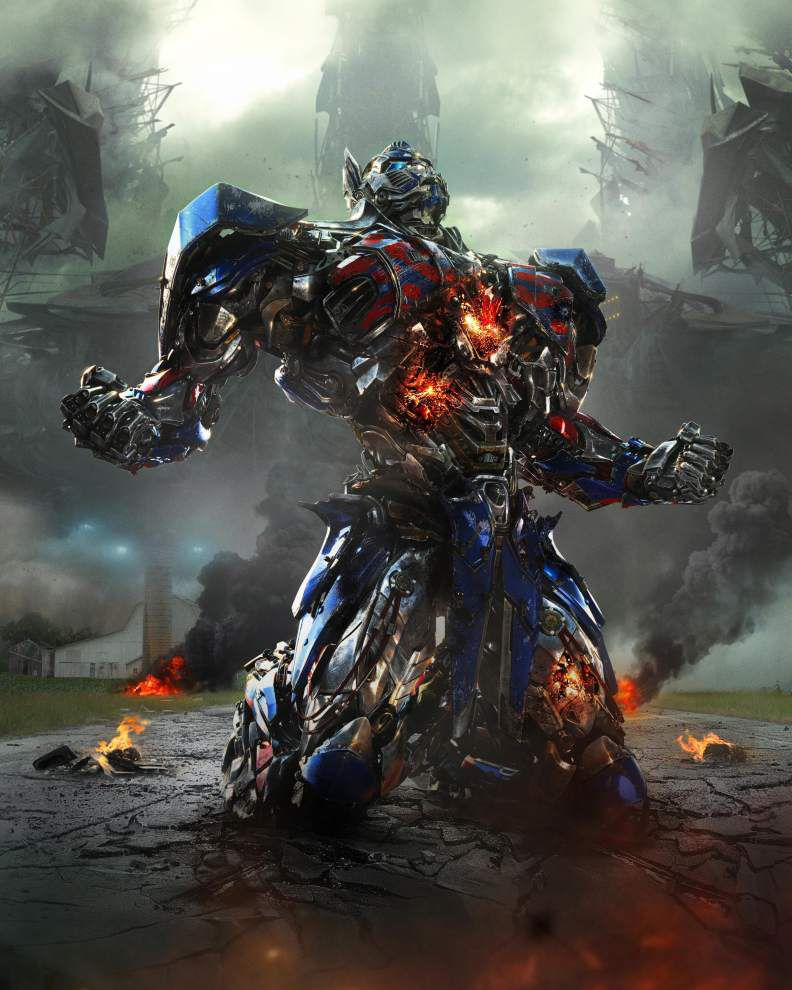 Review: 'Transformers' — way, WAY more of the same _lowres