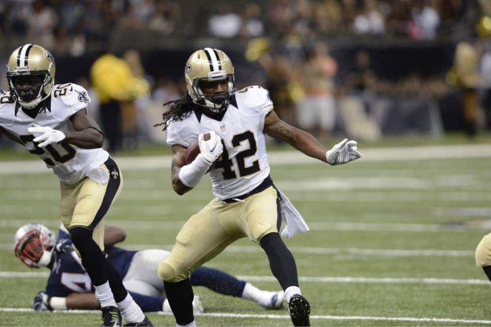 Saints backup defensive backs got needed experience with starters out _lowres