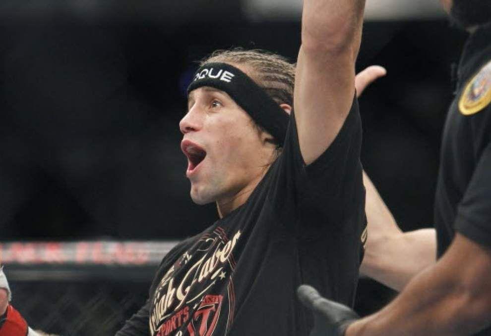 Faber steps in for Cruz, gets UFC 169 title shot _lowres