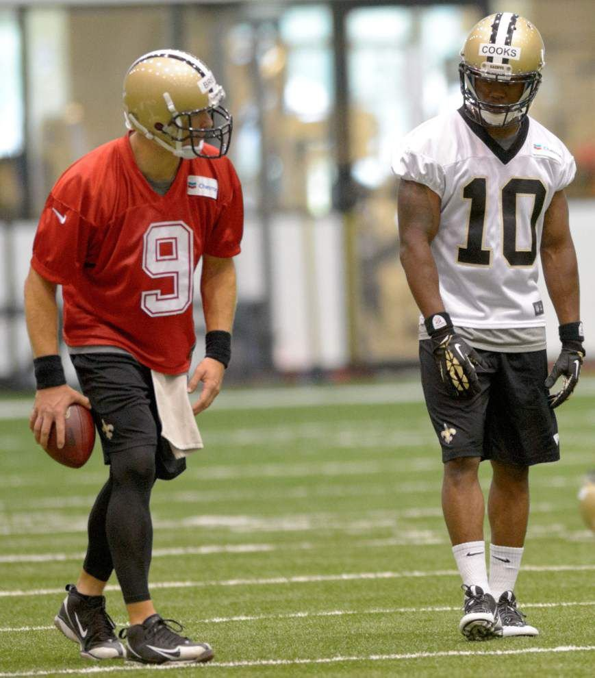Saints first-round pick Brandin Cooks catches on quickly _lowres