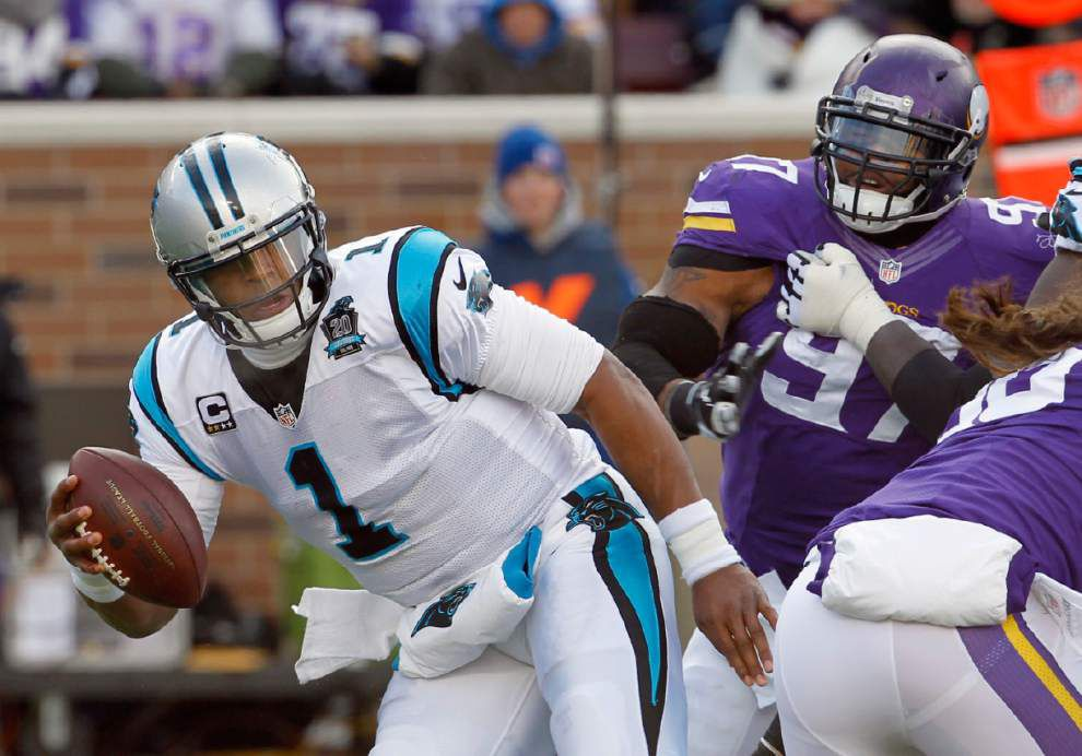 Ron Rivera: No changes likely for Panthers _lowres