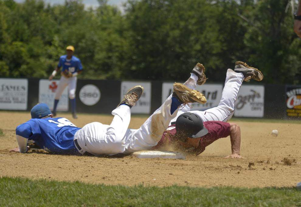 Dayton Sonnier's key hit, pitchers spark West win in all-star game _lowres