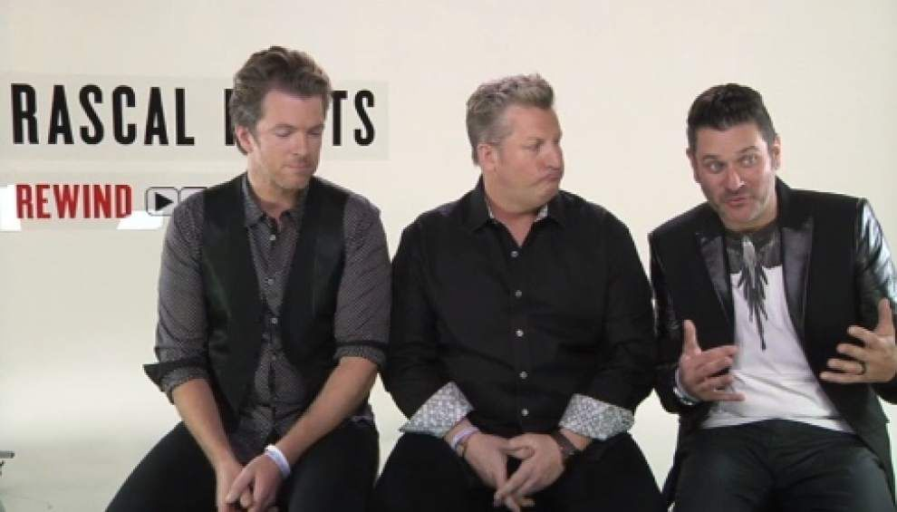 Rascal Flatts never expected to be businessmen _lowres