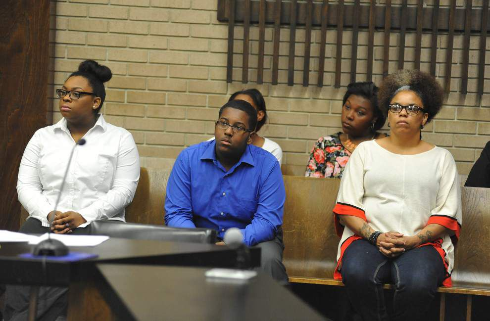 Lafayette's 'Teen Court' uses peer pressure for positive results _lowres