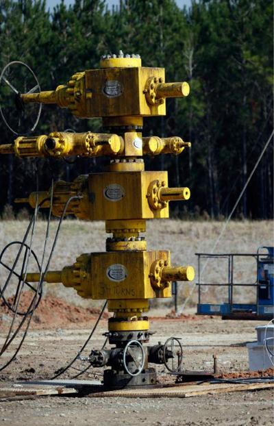 Goodrich reports oil well success _lowres
