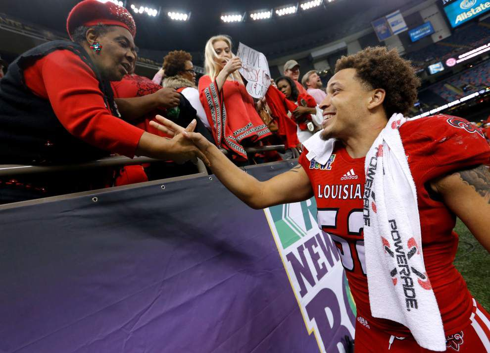 How Louisiana-Lafayette replaces a formidable defensive line could determine 2015 success _lowres