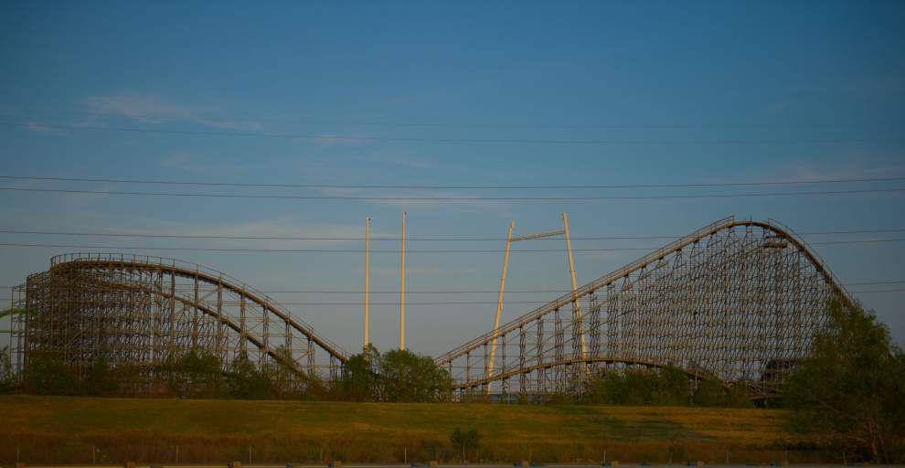 California men headed to prison for scam over N.O. Six Flags site _lowres