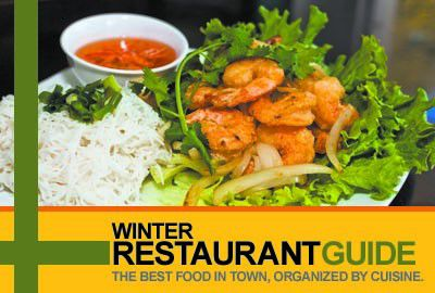 Winter Restaurant Guide by Cuisine | News coverage