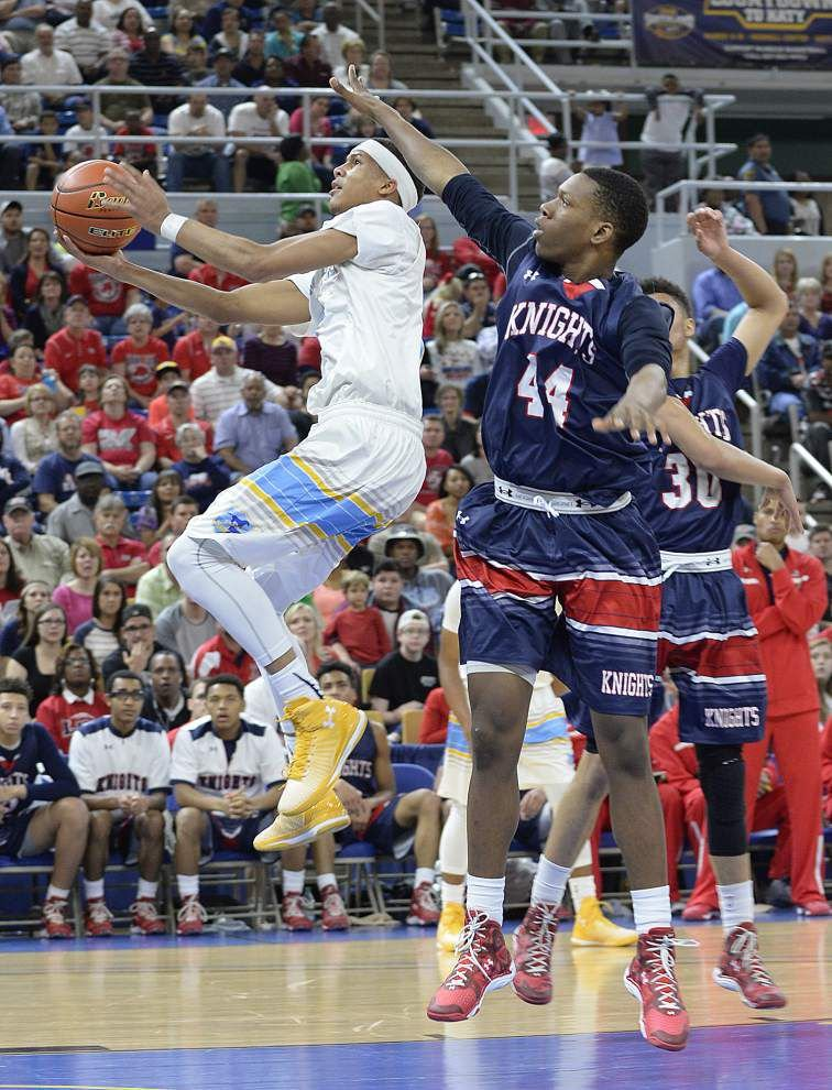 Lafayette Christian falls to Madison Prep 72-46 in the LHSAA Class 1A boys basketball final _lowres