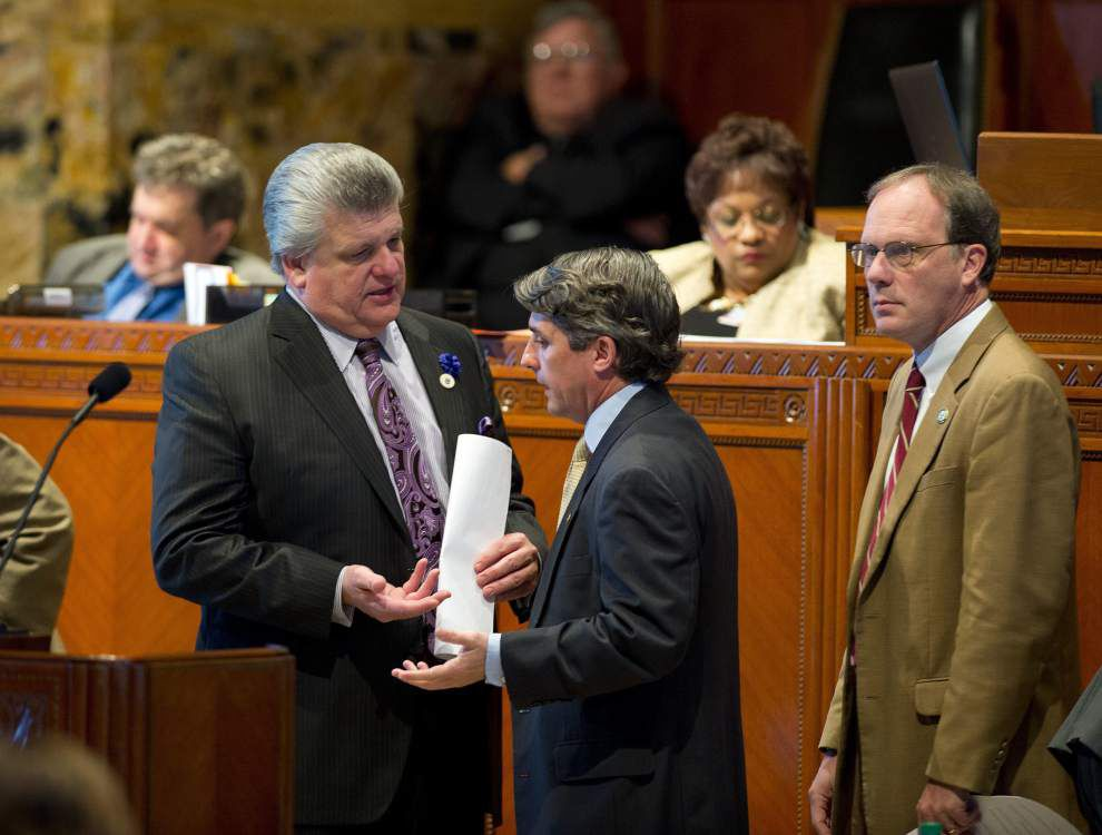 Louisiana House passes penny sales tax hike; Gov. John Bel Edwards appears to be $200M short to close budget shortfall _lowres
