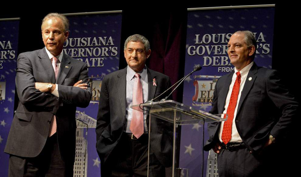 Lt. Governor candidates hope their credentials pay dividends in upcoming election, because it's main issue in race _lowres