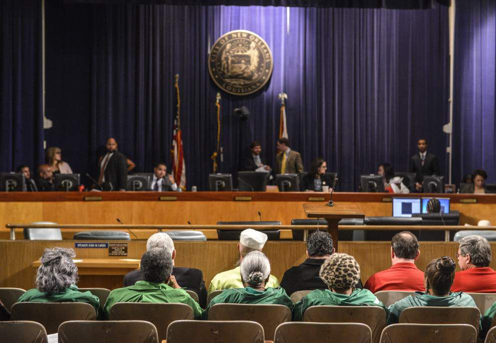 New Orleans City Council approves building community center on Earhart despite soil concerns _lowres (copy)